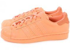 Chaussures adidas Superstar Adicolor Sun Glow W   #adidas #glow #superstar