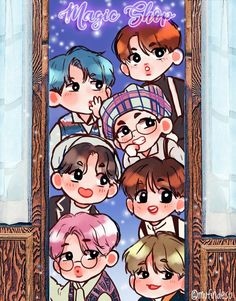 Read BTS from the story Imagenes de hyuna y lisa by XxxomayraxxX (xX omayra Xx) with 44 reads. Chibi Wallpaper, Disney Wallpaper, Bts Chibi, Bts Drawings, Kawaii Drawings, Bts Cute, Fanart Bts, Bts Pictures, Photos