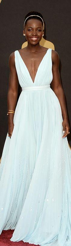 Lupita Nyong'o in Prada | Oscars 2014