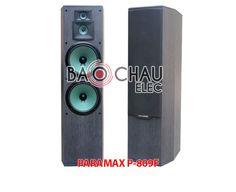 Loa karaoke Paramax P-809F sản phẩm giành cho phòng hát karaoke gia đình chuyên nghiệp. Liên hệ với Bảo Châu để mua Loa karaoke Paramax P-809F với giá tốt nhất