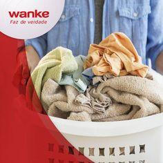 Defina dias da semana para lavar as suas roupas aproveitando mais a capacidade da sua #Wanke e economizando água e energia.   #sustentabilidade #economia by wankeoficial http://ift.tt/1XEr9Xz