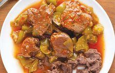 El entomatado sabe 1000 veces más rico con un buen trozo de esta jugosa carne. ¡No te pierdas la receta!