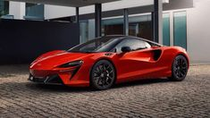 McLaren Artura Hybrid Supercar Gets 671-hp, Electric Drive And Computer Chip Embedded Tires Mclaren P1, Maserati, Motor A Gasolina, Porsche Motorsport, Dual Clutch Transmission, Auto Motor Sport, New Engine, Twin Turbo, Carbon Fiber
