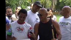 Capoeira Mestres: Dom Ivan, Ruy, Alcides, Paulo, e Polêmico - Professor ...