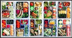 Whole Food Lunch Box Ideas | Be A Fun Mum