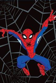 Spectacular Spider Man Episode 9. An animated television show that focuses on a 16-year-old Peter Parker and the origins of Spider-Man.