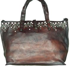 Das bag by Campomaggi. Gorgeous leather. At Dreamweave.