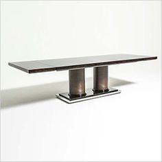 Luna rectangular dining table