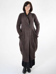 Alembika Long Knit Jacket