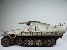 Sd.Kfz.251/9 Ausf. D   Mikolaj Marcinowski