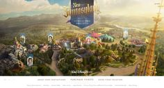 New Fantasyland - Disney. CGI and animations galore