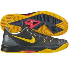 Nike Men's Zoom Kobe Venomenon 4 Basketball Shoe available at Dick's Sporting Goods