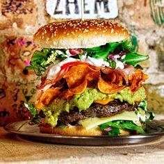 El Gordonita by Berlin Burger International: Phenomenal!