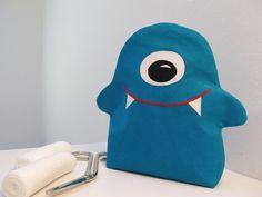 Schminktäschchen ZYKLOP Mäppchen Monster Tasche