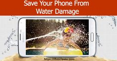 How to Save your soaked wet Phone #DIY #WaterDamage #Phone https://ifixscreens.com/i-fix-screens-5-steps-to-save-your-cellphone-without-the-hassle/