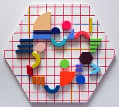 Before winter break, I introduced the graders to the work of South Korean artist Hyesoo You . As we looked at her relief and freestandi. Memphis Design, Graffiti, Plastic Art, Collaborative Art, Shape And Form, Korean Artist, Installation Art, Legos, Art Lessons