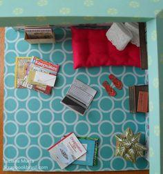 Meu mini-mundo de papel | Luciana Murta