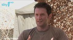 Richard as Sgt John Porter in Strike Back..