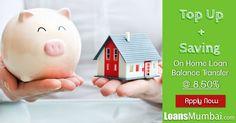 TOP + Saving on Home Loan Balance Transfer @ 8.50%*  Get Home Loan at 8.65%* & Balance Transfer at 8.50. To know more Dial +91 73030 22000