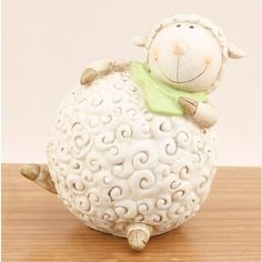Super cute Sheep Money Bank!