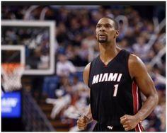 Miami Heat Trade Chris Bosh Due To Failing Health? - http://www.morningledger.com/miami-heat-trade-chris-bosh-due-to-failing-health/13105730/