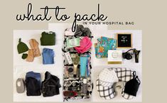 what to pack in your hospital bag – Down Home with the Irrs Going Home Outfit, Skin To Skin, Nursing Pillow, Down Syndrome, Hospital Bag, Nursery Inspiration, What To Pack, Burp Cloths, Packing