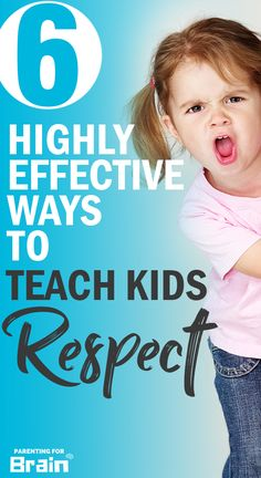 What Is Respect - 6 Highly Effective Ways To Teach Kids Resp.- What Is Respect – 6 Highly Effective Ways To Teach Kids Respect – ParentingForBrain How to teach kids respect and find out how to get kids to listen - Practical Parenting, Gentle Parenting, Parenting Teens, Parenting Hacks, Peaceful Parenting, Child Behavior Problems, Toddler Behavior, Toddler Chores, Toddler Boys