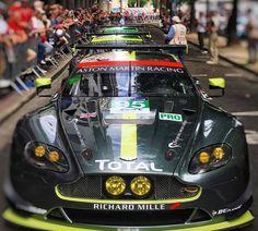 Aston Martin Vantage GT8; GTE; V8 TeamAMR @ LeMans24