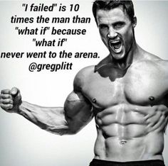 Greg Plitt Quotes About Life, Fear and Only Living Once