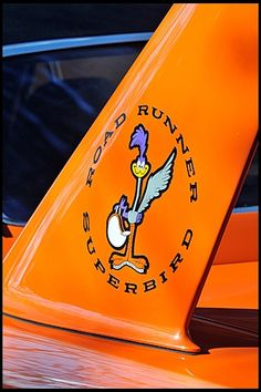 Superbird - my dad had one of these - when you're 6 years old & dad has a car that beeps like The Roadrunner - it's pretty cool!