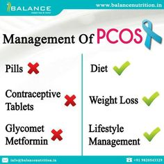 The only way to manage PCOS and infertility! #PCOS #Aprilawareness #balancenutrition