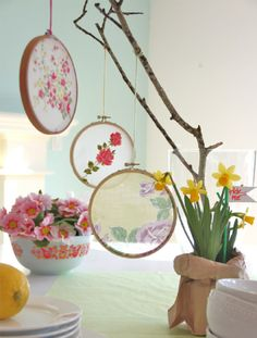 Diy Spring Decorating Ideas 14 spring decor ideas - design, dining + diapers | easter/spring