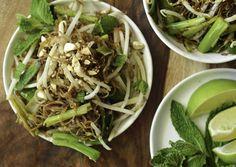 Zero carb Pad Thai noodles's image