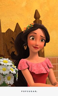 Exclusive! Your First Look at the Premiere Episode of Disney Channel's Elena of Avalor