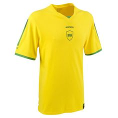 Kipsta football jersey Brasil world cup