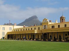 """The Castle of Good Hope in Cape Town, South Africa is on Buzzfeed's """"The 14 Absolute Creepiest Places To Visit On Earth"""" list! Eerie, but cool."""