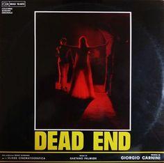Giorgio Carnini 'DEAD END' ITALIAN JAZZ PSYCHO BEAT OST