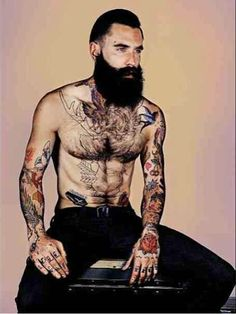 Ricki Hall- Can I just have him for my birthday?