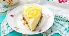 Lemon, lime and ginger cheesecake | Starts at 60