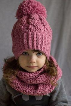15+ Chapeaux au Crochet pour les Enfants