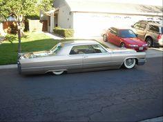 """1966 cadillac   1966 Cadillac DeVille """"Sancha"""" - San Diego, CA owned by DagoDane Page ..."""