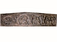 Indian Inspired Decor, Antique Furniture Carving Kamasutra Wall Panel  Headboard 72 Inch By Mogul Interior