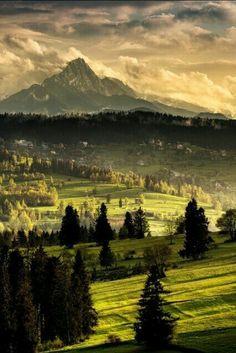 Pieniny national park, Northern Slovakia.