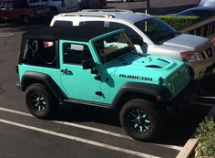 Photos and outline of a 2019 Jeep Rubicon Tiffany Blue Teraflex Leveling Package Toyo Tires Gas Offroad Wheels Tiff Auto Jeep, Jeep Jk, Jeep Cars, Jeep Truck, Ford Trucks, Tiffany Blue, Jeep Azul, 2014 Jeep Rubicon, 2014 Jeep Wrangler