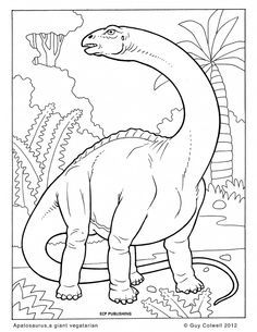 9 Best Dinosaurs Images Colouring Pages For Kids Dinosaur