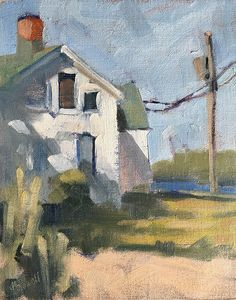 Marsh House by Lesley Powell