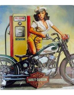 44 ideas tattoo old school girl retro gil elvgren Logo Harley Davidson, Motor Harley Davidson Cycles, Vintage Harley Davidson, Motorcycle Wedding, Bobber Motorcycle, Motorcycle Outfit, Phone Wallpaper For Men, Sad Wallpaper, Retro Vintage