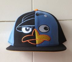 Cartoon snapbacks hats
