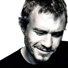 """I never took an acting class so I've made all my mistakes on film."" - Heath Ledger #heathledgerjoker #heathledger #heathledgerfans #movies #films #cinema #actor"