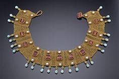Maggie Meister - Byzantine Collar